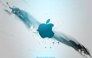 Apple Logo Wallpaper by pR0X0R by pR0X0R