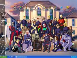 The End Desktop by doppelgangergrl