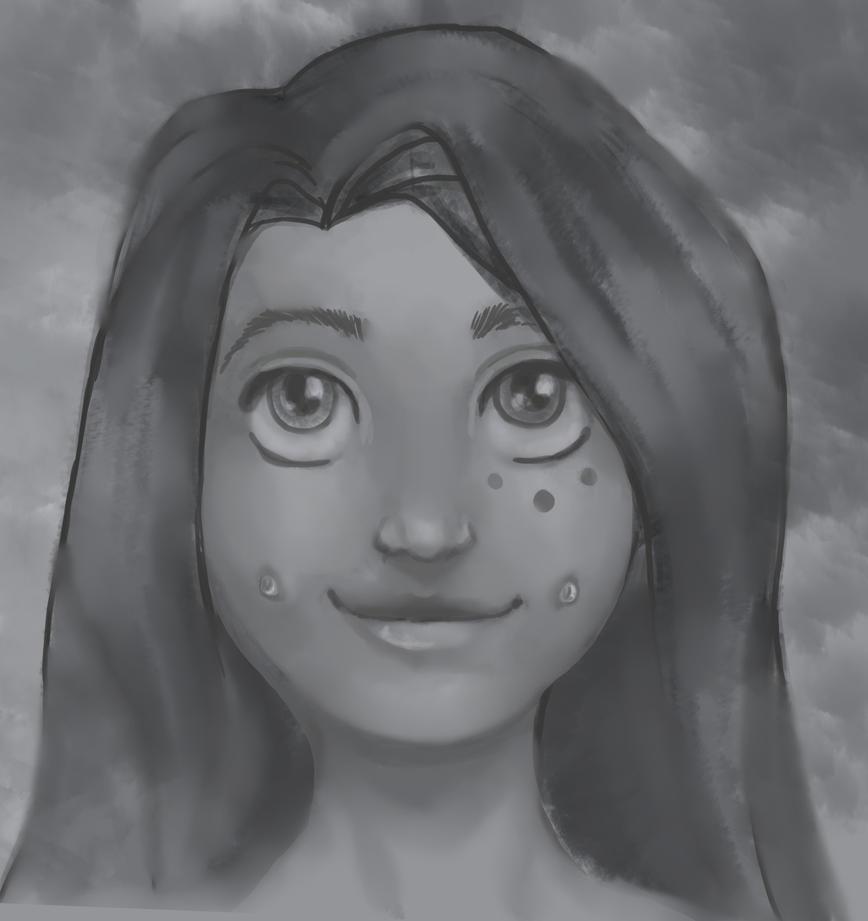Solana by doppelgangergrl