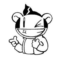 Fonzie Monkey by champythestripe