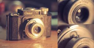Vintage CMEHA Camera