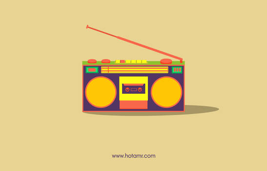 old cassette - Devices (T-Shirt at Redbubble.com)