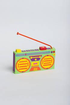 BoomBox (Paper Craft)