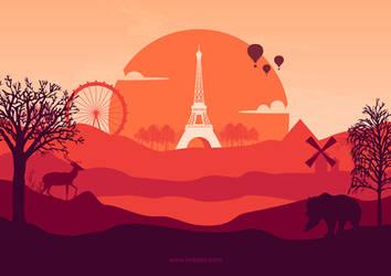 FRANCE by hotamr