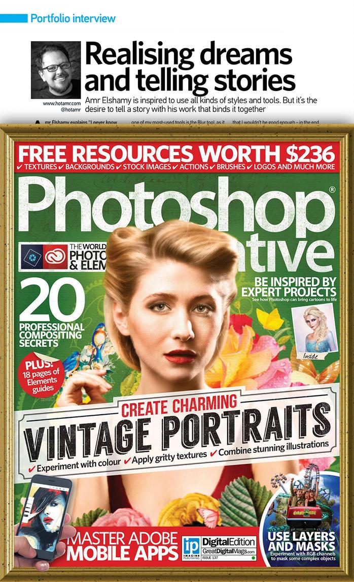 Photoshop Creative - Issue No. 137-1tt by hotamr