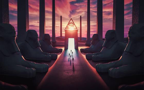 Journey to the soul of Egypt (Eye of Horus)