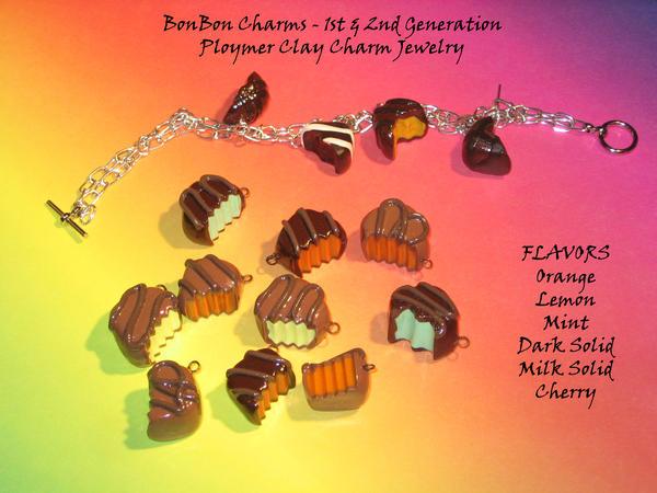 bon bon charms 1st 2nd by saurion on deviantart
