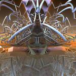 Abstract M3D 043014 transkoch wilder