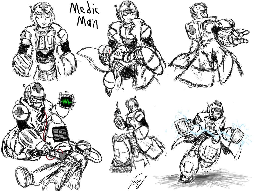 Medic Man! by Jo3-R6e