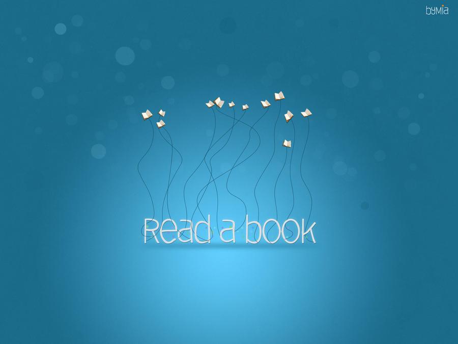 Read a Book by helenamilena