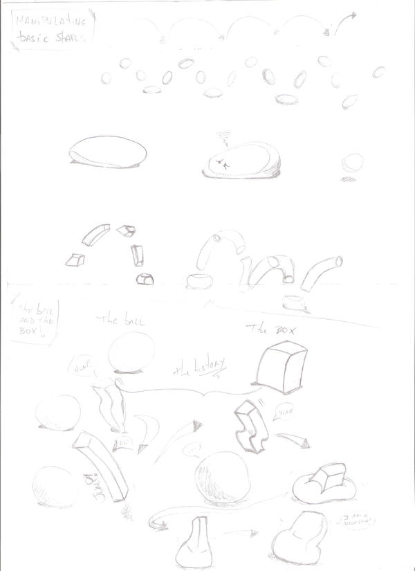 Learn to draw 5 by helenamilena