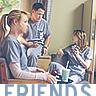 Grey's Anatomy Friends by helenamilena