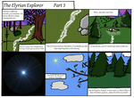 The Elyrian Explorer: Part 3 by HellmoonHV