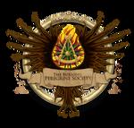 The Burning Peregrine Society emblem by HellmoonHV