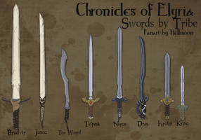 Swords of the Eight Tribes