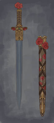 Sword of the Poppies