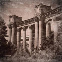 untitled (columns1) by filmnoirphotos