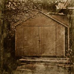 untitled (garage) by filmnoirphotos