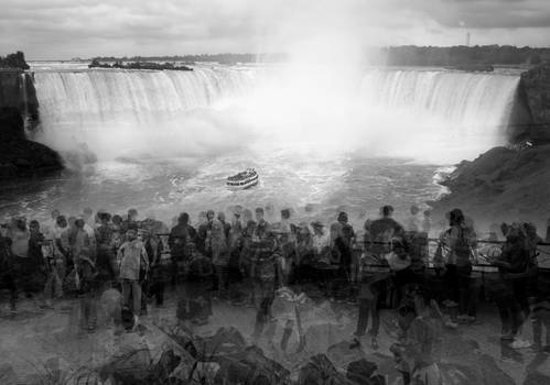 untitled (Niagra Falls) Jim Ferreira by filmnoirphotos