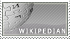 Wikipedian stamp by Bourbons3