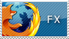 Firefox stamp 2 by Bourbons3