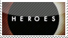 Heroes stamp by Bourbons3