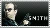Agent Smith stamp