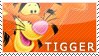 Tigger stamp