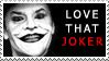 Joker stamp by Bourbons3