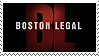 Boston Legal stamp by Bourbons3