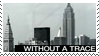 Without a Trace stamp by Bourbons3