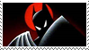 Batman Animated Series stamp by Bourbons3