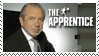 The Apprentice stamp by Bourbons3