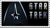 Star Trek stamp by Bourbons3