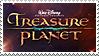 Treasure Planet stamp