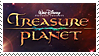 Treasure Planet stamp by Bourbons3