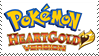 Pokemon HeartGold stamp