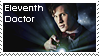 Eleventh Doctor stamp by Bourbons3