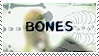 Bones stamp