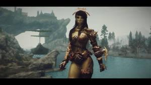 Boudica gra-Churok