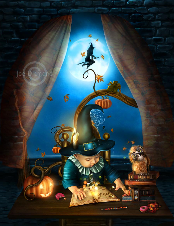 Sexy Halloween Stories 14