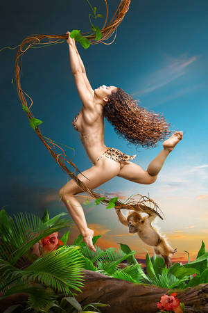 Tarzan by JoeDiamondD