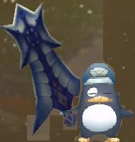 flyff merc penguin by Drazhar222
