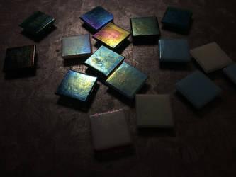Tesserae Wallpaper by JenX-Photo