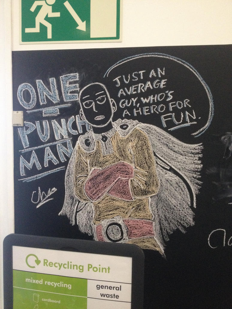 Adventures in Chalk 2 - Electric Boogaloo by ChazFullmetal