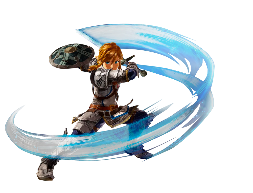 Link Render From Hyrule Warriors Age Of Calamity By Sispros On Deviantart