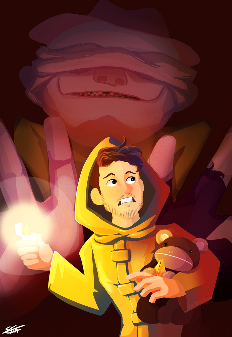 Little Nightmare by Liljoja