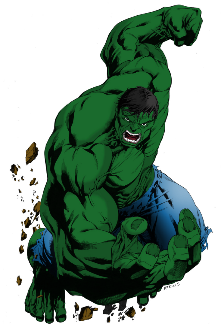 Hulk by mlpochea on DeviantArt