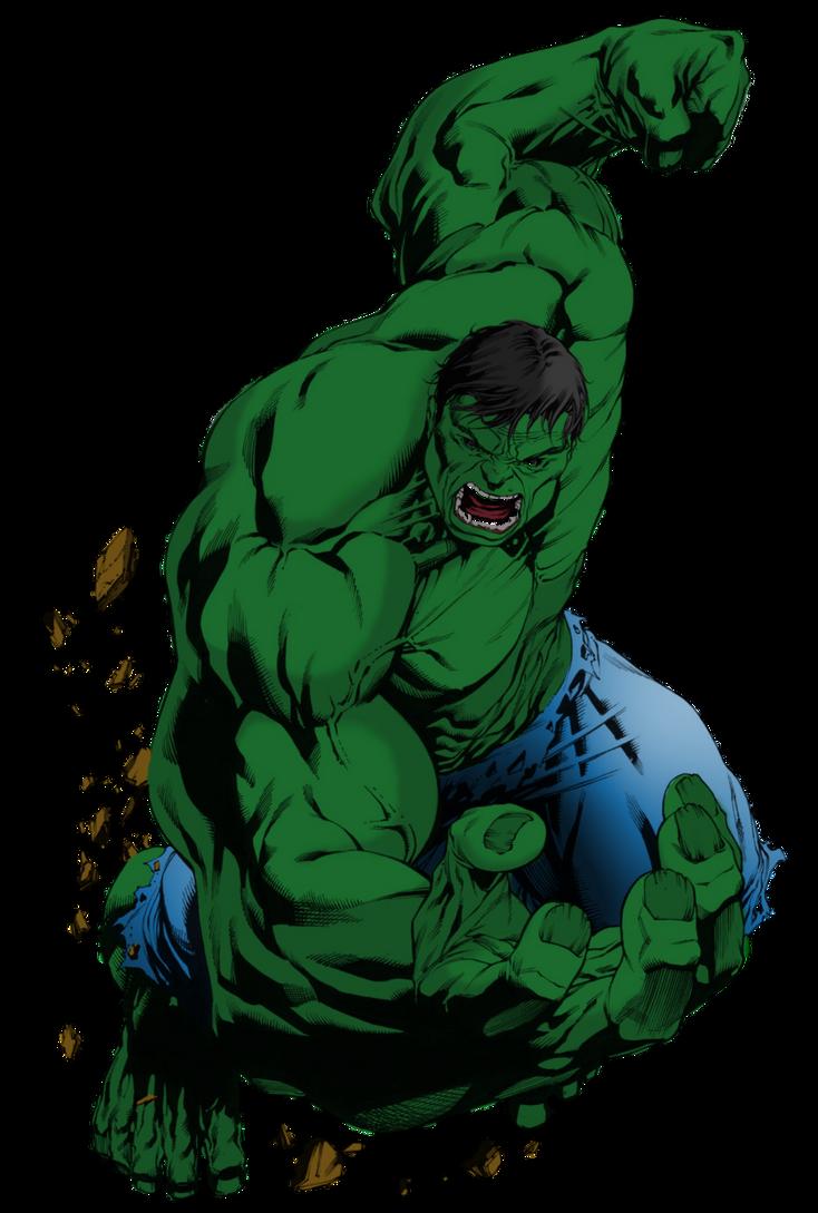 Hulk by mlpochea on DeviantArt