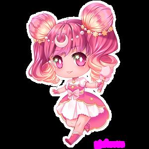 Pink Sugar Star Chibi for Tashas!